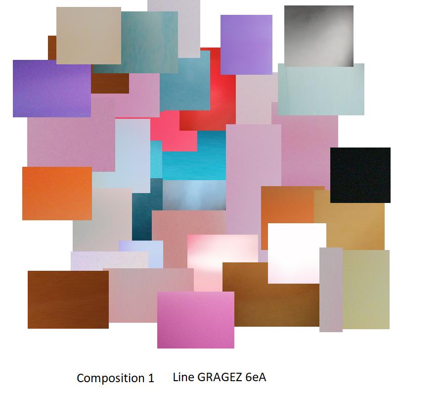 Composition 1 Line GRAGEZ 6A